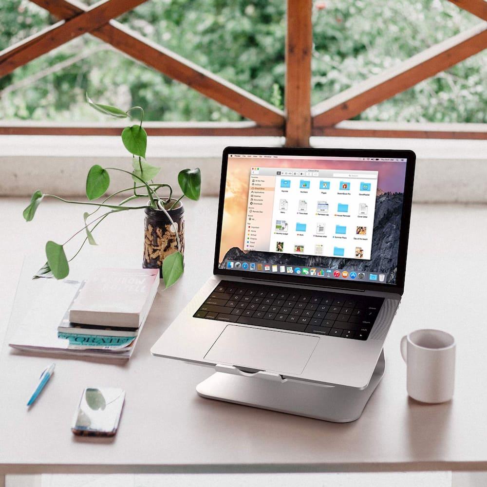 Ti-station soporte para ordenador portátil