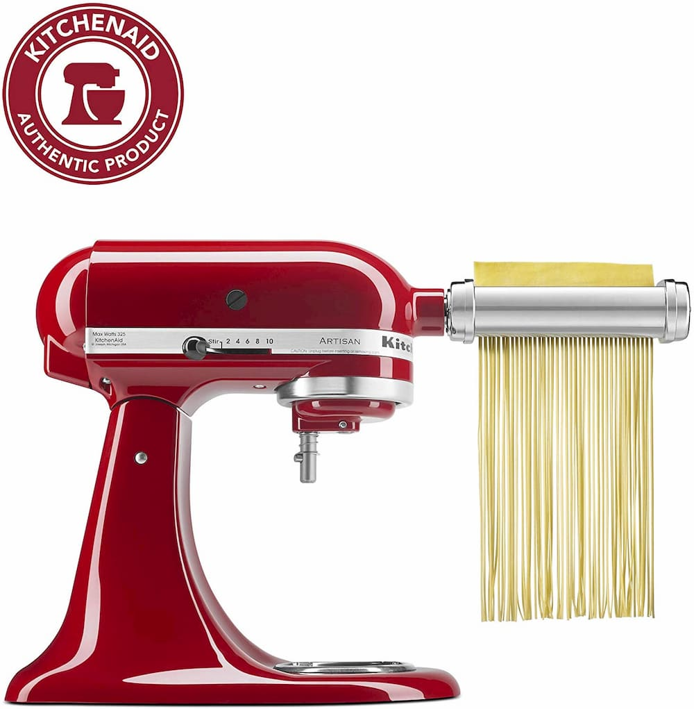 kitchen aid accesorio pasta