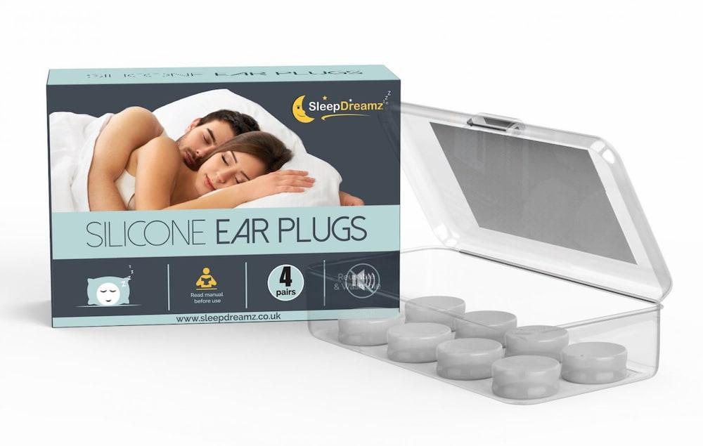 Tapones para dormir de silicona Sleep Dreamz